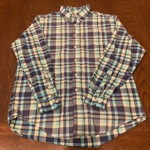Brooks Brothers Plaid Buttoned Shirt